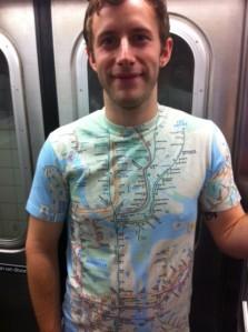 Subway guy